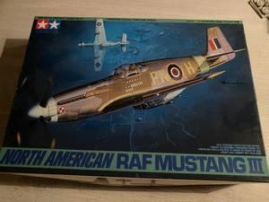 Bilde av N.A. RAF Mustang III