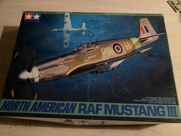 N.A. RAF Mustang III